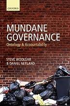 Mundane Governance: Ontology and Accountability (English Edition)