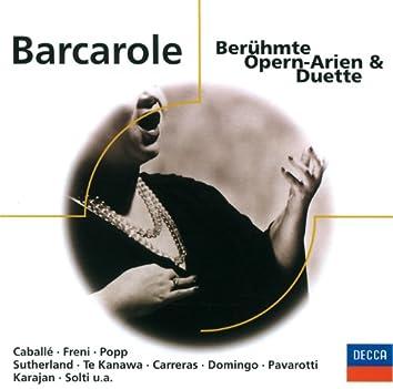 Barcarole - Berühmte Opern-Arien und Duette