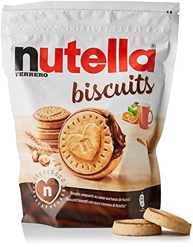 biscuit nutella carrefour