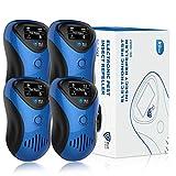 BLCPRO Repellente ad Ultrasuoni 2020 Antizanzare Ultrasuoni, 4 modalità Ultrasuoni per Topi Zanzare preciso Controllo...