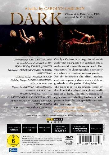 Kuhn: Dark (A Ballet By Carolyn Carlson) [DVD] [NTSC] [2009]