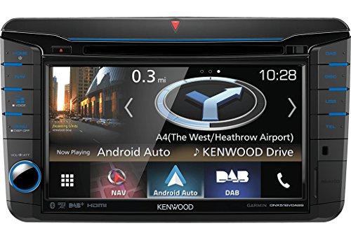 Kenwood DNX518VDABS Navigationssystem (Kontinent)
