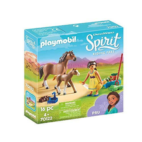Playmobil Spirit Riding Free PRU with Horse & Foal