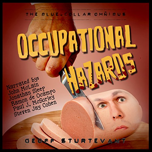 Occupational Hazards: The Blue-Collar Omnibus cover art