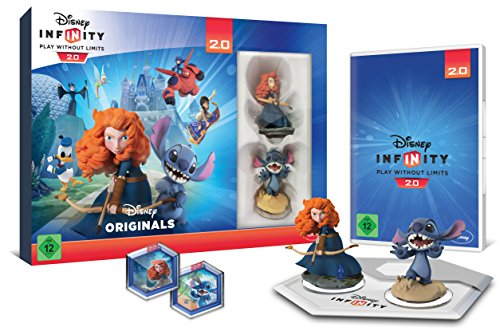 Disney Infinity 2.0: Toybox Combo-Set - [Wii U]