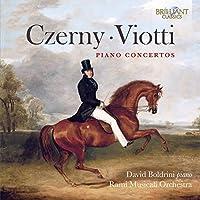 Czerny & Viotti: Piano Concertos by David Boldrini (2016-06-03)