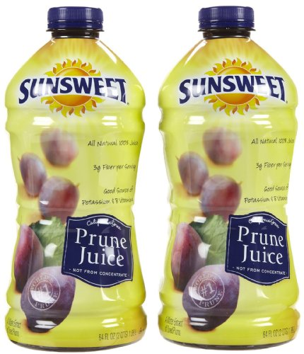 Sunsweet Prune Juice - 64 oz - 2 pk