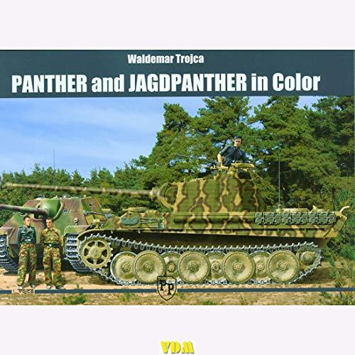 VDM Panther and Jagdpanther in Color Modellbau Panzer Tank