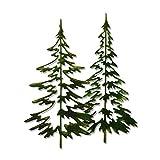 Sizzix Thinlits Troqueles 2PK Bosques