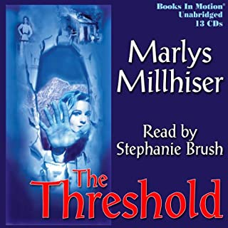 The Threshold audiobook cover art