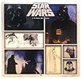 Star Wars Art and Imagery - 16 Month 2021 Wall Calendar