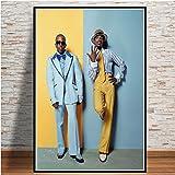 wqmdeshop Poster Druckt Outkast Usa Musikalbum Rap Star Hip