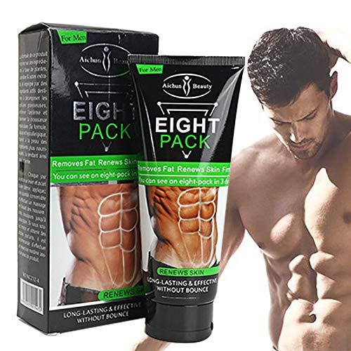 Men Strengthen Muscles Fat Burning Anti-Cellulite Full Body Slimming Cream
