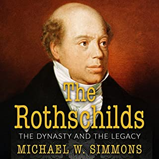 The Rothschilds audiobook cover art