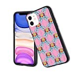 Coque de téléphone pour iPhone 11Pro Max Motif fleur de prospérité dans l'Orient avec...