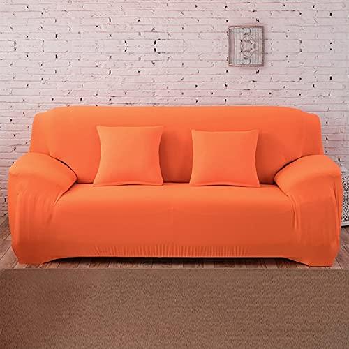 WXQY Funda de sofá Antideslizante elástica para Sala de Estar Funda de sofá Antideslizante Completa, Funda de sofá Bien Envuelta Funda de sofá A13 3 plazas