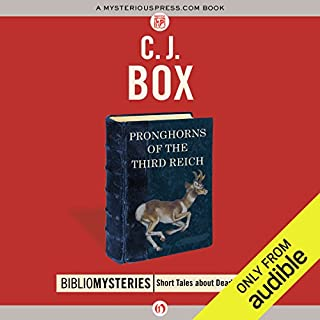 Pronghorns of the Third Reich audiobook cover art