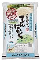 みのライス 【 精米 】 富山県産となみ野米 てんたかく 10kg 令和2年産