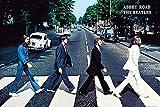 Close Up Beatles Poster Abbey Road (91,5 cm x 61 cm)