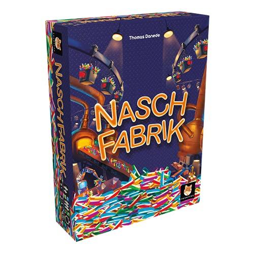 Asmodee Naschfabrik, gioco di carte per la famiglia, Tedesca