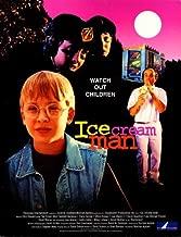 Ice Cream Man Movie Poster (27 x 40 Inches - 69cm x 102cm) (1995) UK -(Caroline Goodall)(Caroline Gillmer)(Tara Morice)(Joan Plowright)(Ray Barrett)(Nicholas Bell)