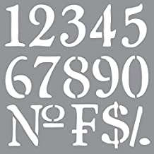Best number stencil for painting Reviews