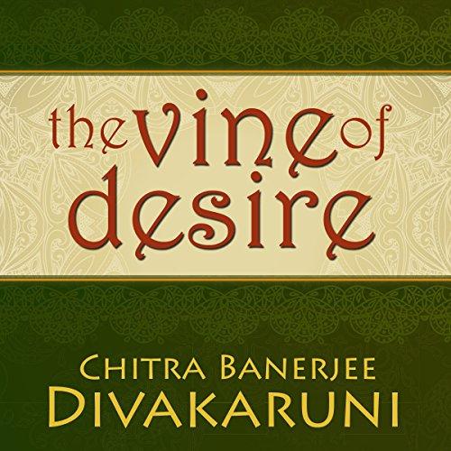 The Vine of Desire audiobook cover art