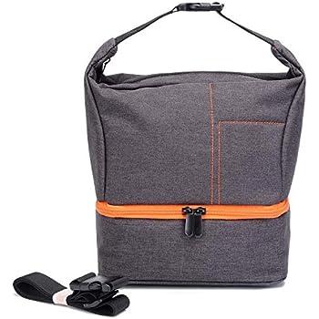 Techlife JNL-7513 Waterproof Camera Shoulder Bag for Nikon Canon Sony and All DSLR Cameras