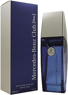 Mercedes Benz Club Blue for Men for Men Eau de Toilette 100ml