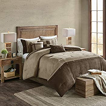 Best rustic bedding sets king Reviews
