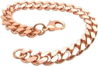 Best mens copper chain bracelet Reviews