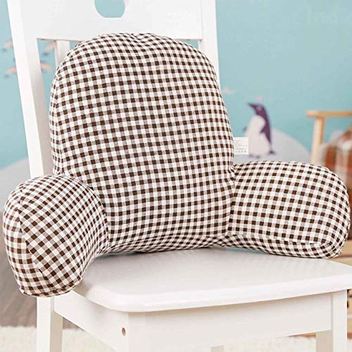 Cushions Cushions with Armrests, Printed Cushions for Car Sofa Beds, Including Washable Central Pillows