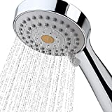 High Pressure Handheld Shower Head with Powerful Shower Spray against Low Pressure Water Supply...