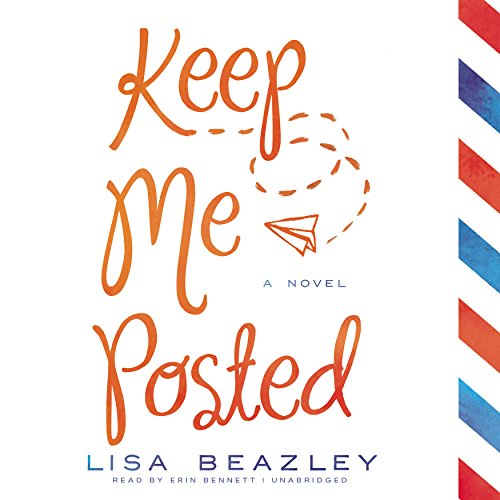 Keep Me Posted audiobook cover art
