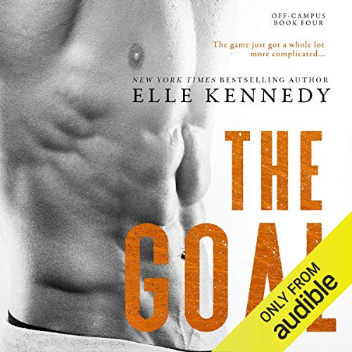 The Goal audiobook cover art