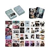 2Pack GOT7 Photocard Set, 54Pcs GOT7 Greeting Lomo Cards+54Pcs GOT7 Poker Cards for Collection