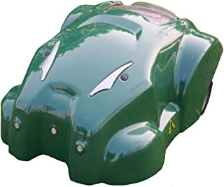 Strele Cortacésped robótico Inteligente automático para céspedes de hasta 3000m², Ancho de Corte de 13 Pulgadas Automower, Verde