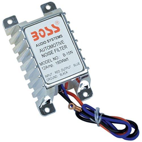 SOPRESSORE DE Ruido BOSS Audio System B15N B 15N por AUTORRADIO DE...