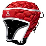 Falcon 200 - casque de protection de Rugby pour enfants - Rouge - Rouge - Medium