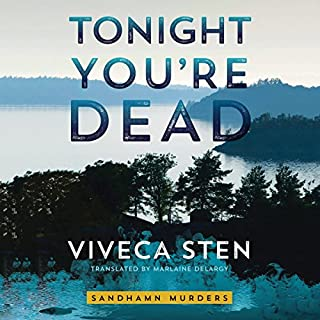 Tonight You're Dead cover art