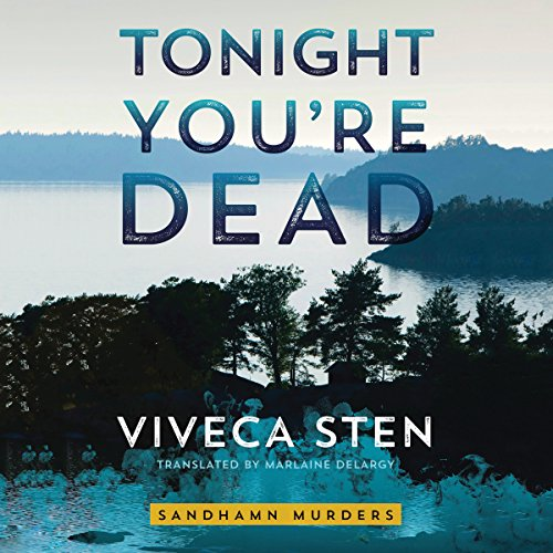 Tonight You're Dead audiobook cover art