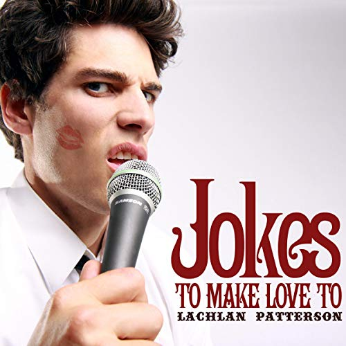 Jokes to Make Love To audiobook cover art