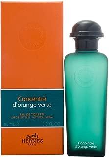 D'Orange Verte Eau De Toilette Concentrate Spray by Hermes - 4196140105