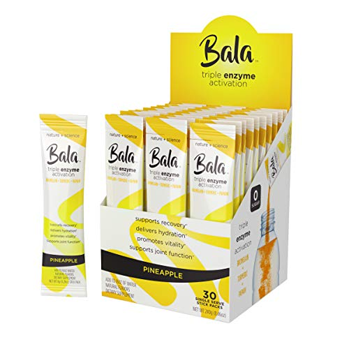 Bala Keto Enzyme Electrolyte Powder - Post Workout Recovery Hydration Supplement - Keto Drink for Electrolytes Replenishment