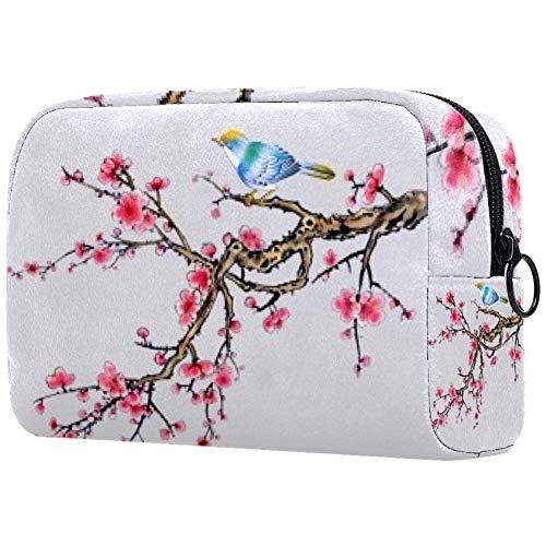 Personalisierbare Make-up-Pinsel-Tasche, tragbare Kulturtasche für Frauen, Handtasche, Kosmetik,...