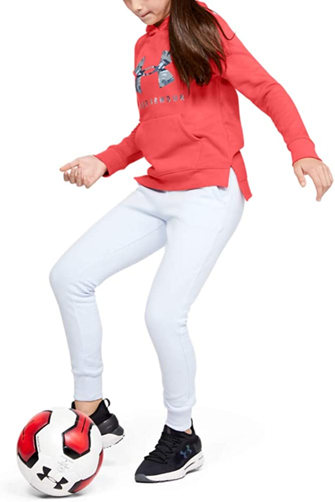 Under Armour Max 83% OFF Max 68% OFF Girls' Rival Print Hoodie Logo Fill