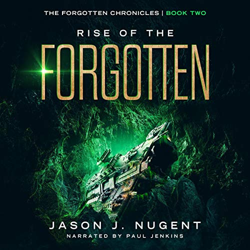 Rise of the Forgotten  By  cover art