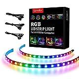 Adressierbarer LED Streifen, Speclux RGB LED Strip...