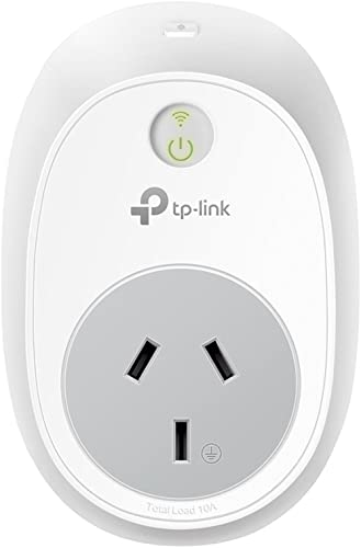 TP-Link Smart Plug, No Hub Required, Wi-Fi, Control Your Devices from Anywhere,Works with Alexa and Google Assistant,...