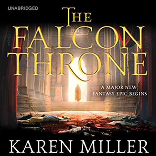 The Falcon Throne cover art